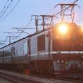回9742レ EF64 1001+12系 7両