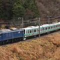 配9432レ EF64 1032+E231系東マト127編成 5両