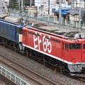 配9637レ EF64 1053+EF65 1118
