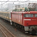 配9126レ EF81 141+211系(元)高タカA60+A61編成 8両