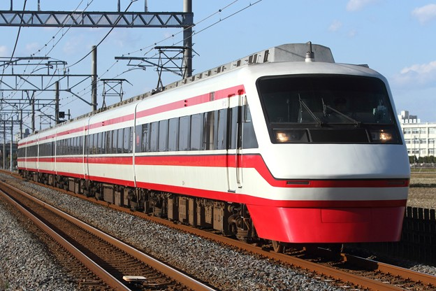Photos: 1826レ 東武200系201F 6両