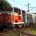 9132レ DE10 1654+キハ40・48形『越乃Shu*Kura』編成 3両