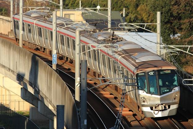 5290レ 首都圏新都市鉄道TX1000系TX1110F 6両