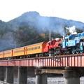 7003レ C11 227+C56 44+旧型客車 7両