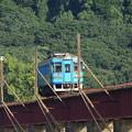 写真: 8月鉄道
