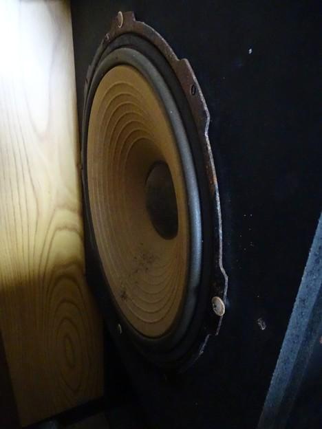 35cmバックロードホーン
