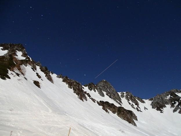 写真: 天空の星