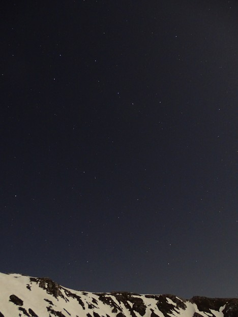 写真: 北斗七星