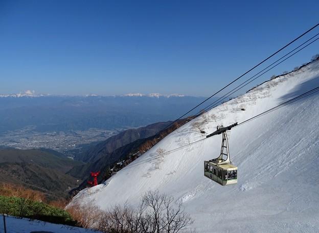 写真: 春→冬