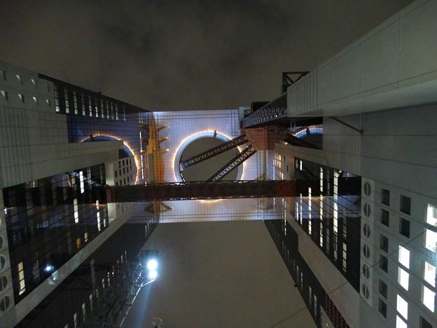 写真: 空中歩廊