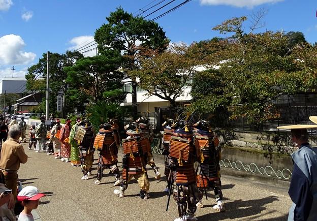 Photos: 武者行列