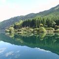 写真: 飛騨川