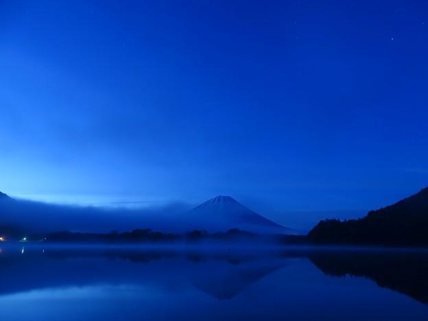 windless blue