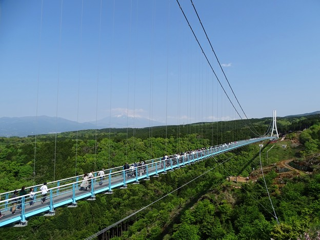 Photos: 三島skywalk