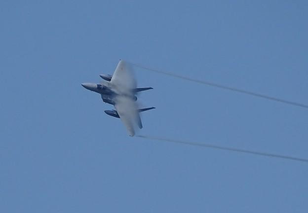 ベイパー祭りF-15