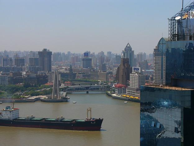 空撮in上海