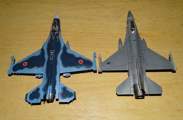 Photos: F-2&F-16