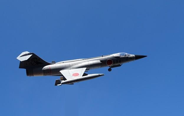 青空F-104