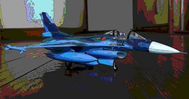 Photos: F-2silkscreen