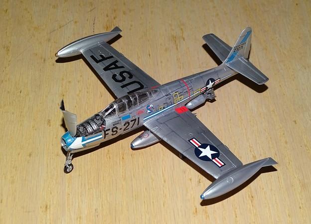 Photos: F-84G