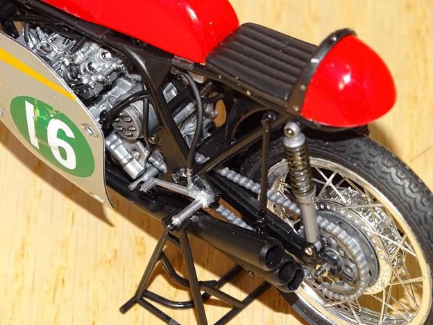 250cc 6気筒