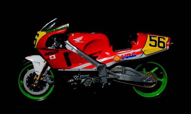Photos: Honda NSR500