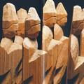 写真: 31体の観音像の一部