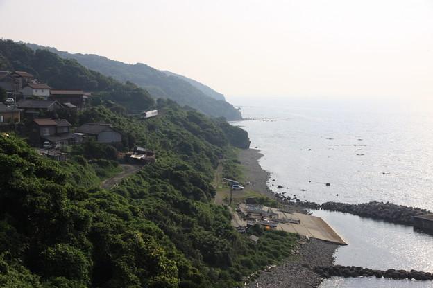 山陰本線 田儀-波根(俯瞰)