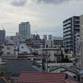 写真: 新宿の街並 (新宿区愛住町)