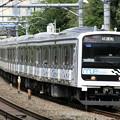 Photos: mue train (Tele-tessar 4/300mmの作例1)