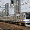 Photos: _MG_0200 E217系 総武線快速(リファレンス)