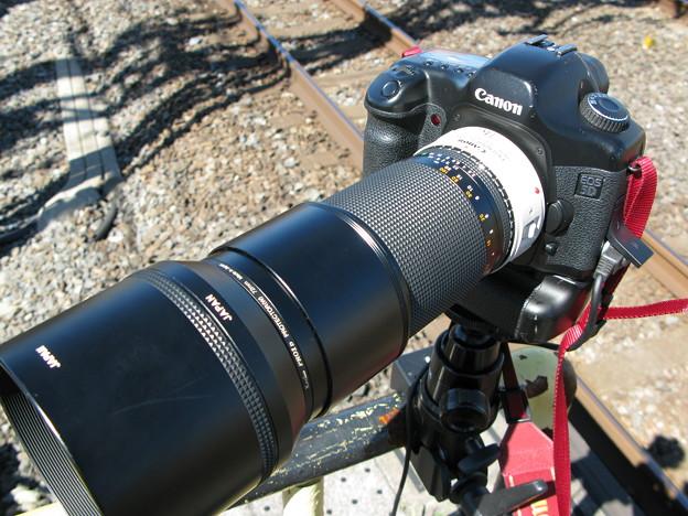 Carl Zeiss Sonnar T* 2,8/180mm+Extender 1.4x II