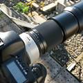 Carl Zeiss Sonnar T* 2,8/180mm+Extender 1.4x II (その3)
