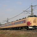 Photos: _MG_0689.JPG 183系成田臨(その1)OM102