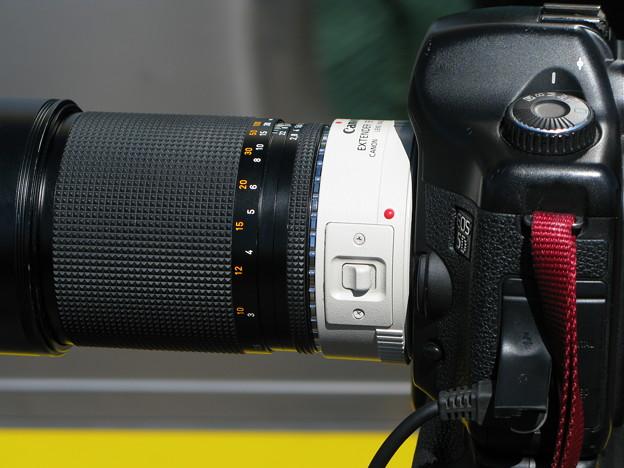 Carl Zeiss Sonnar T* 2,8/180mm+EXTENDER EF1.4X II