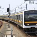Photos: _MG_4551 南武線 209系(更新車)