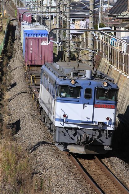 Photos: _MG_4842 蘇我貨物 1091レ