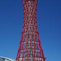 ポートタワーを撮る(神戸)