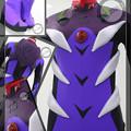 コスプレ衣装オーダーメイド:碇シンジQバージョンプラグスーツ碇シンジ