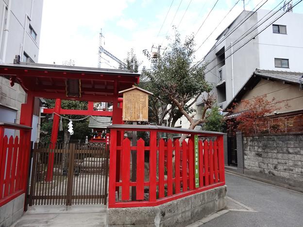 Hisen inari shinto shrine 飛泉稲荷神社