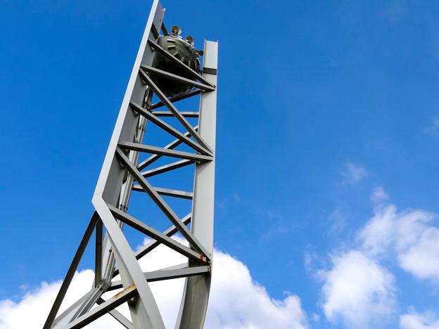 平和の時計塔 Peace Clock Tower