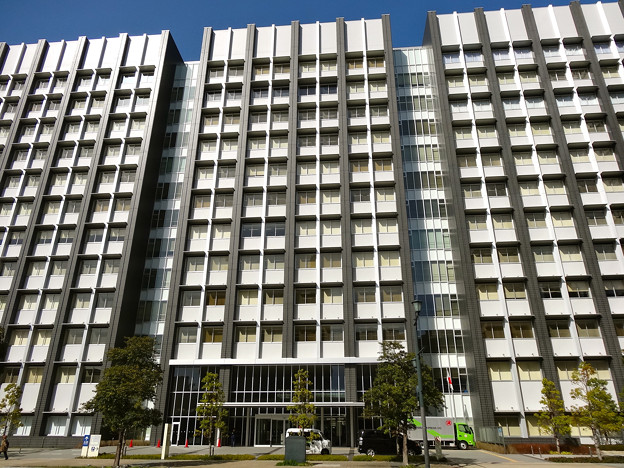 広島法務総合庁舎 広島市中区上八丁堀