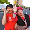 まりちゃん ペコちゃん ひろしまフラワーフェスティバル