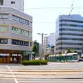 広島電鉄 的場町電停 広島市南区的場町