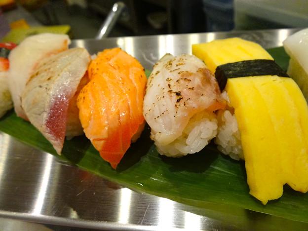 寿司カウンター銀華 SUSHI COUNTER GINGA 広島市中区紙屋町 サンモール
