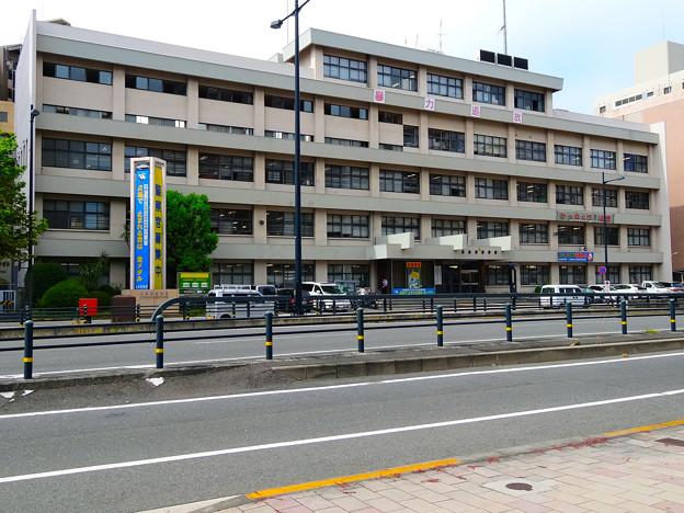 広島東警察署 広島市中区富士見町