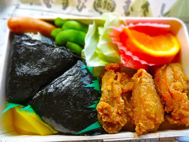 むすび むさし 本通店 お弁当 若鶏むすび Hiroshima Musashi 広島市中区本通