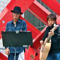 コブクロ ストリートライブ 2013年10月18日 広島市中区新天地 アリスガーデン ALICE GARDEN