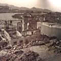 広島平和記念資料館 東館1F 展示 displays of Hiroshima peace memorial museum east building 広島市中区中島町 平和記念公園