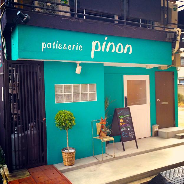 patisserie pinon パティスリー ピノン 広島市東区上大須賀町 instagram